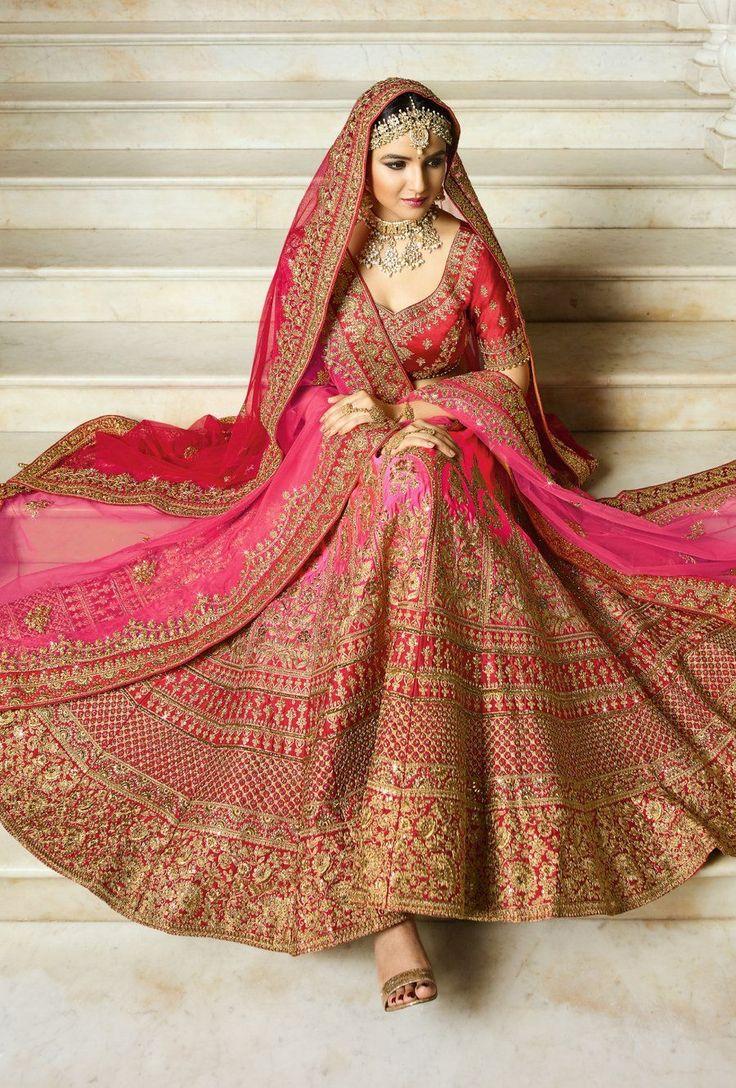 Pink Lehenga Dress – Desi Royale Call/WhatsApp us…