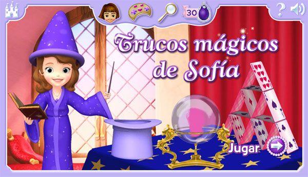 4 Juegos Online Gratis De Princesa Sofía Pequeocio Juegos Infantiles Online Juegos De Princesa Juegos Online Gratis