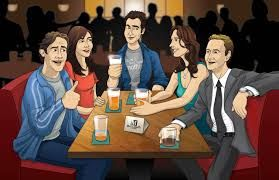 How i met your mother in characters
