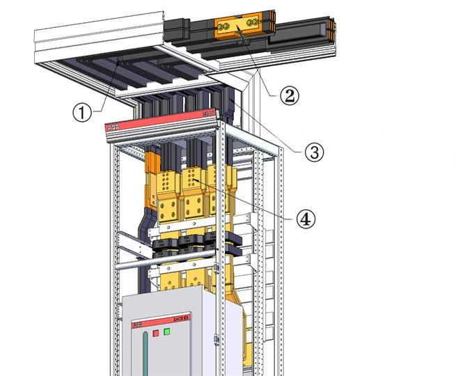ABB MDY Bus duct