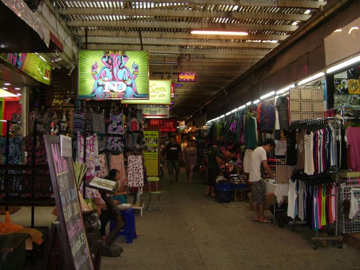 Markets in Bangkok