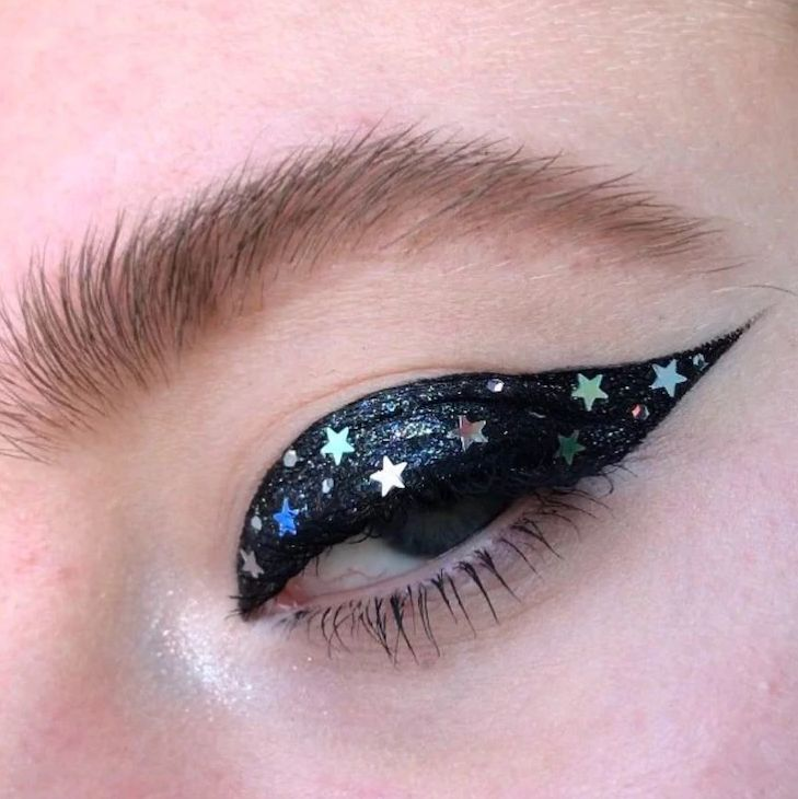 Star Eyeliner Is Blowing Up On Instagram