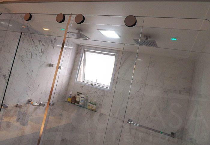 Dicas práticas para seu banheiro ficar lindo e funcional!