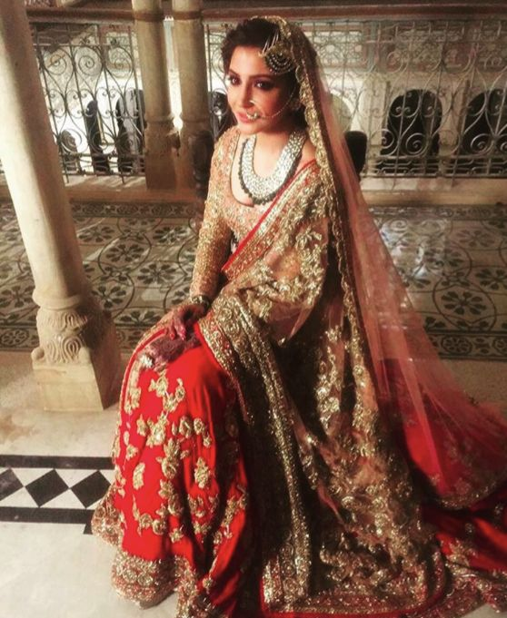 Guilty Bytes: Indian Fashion Blogger | Style Blogger | Beauty Blogger: Anushka Sharma Gives Us 5 Bridal Trends From Ae Dil Hai Mushkil That We Love!