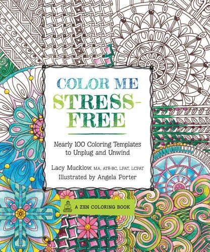 Buy A Discounted Paperback Of Color Me Stress Free Online From Australias Leading Bookstore