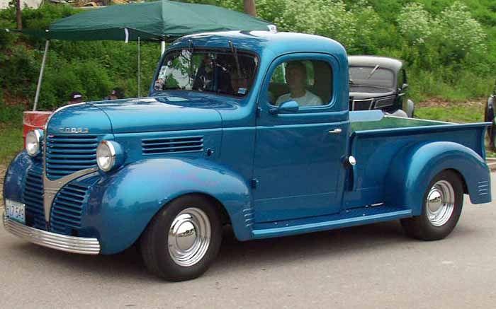 46 Dodge pickup