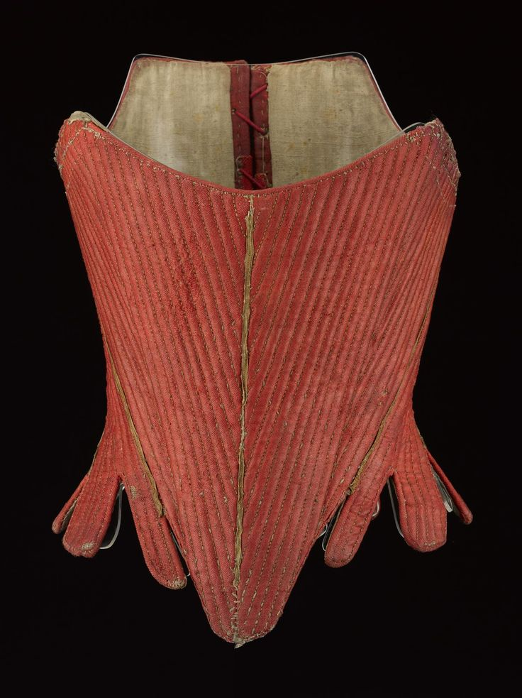 Stays, 1730-1775; NMS A.1905.983