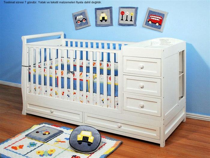 Bebek Yatakları Modeli