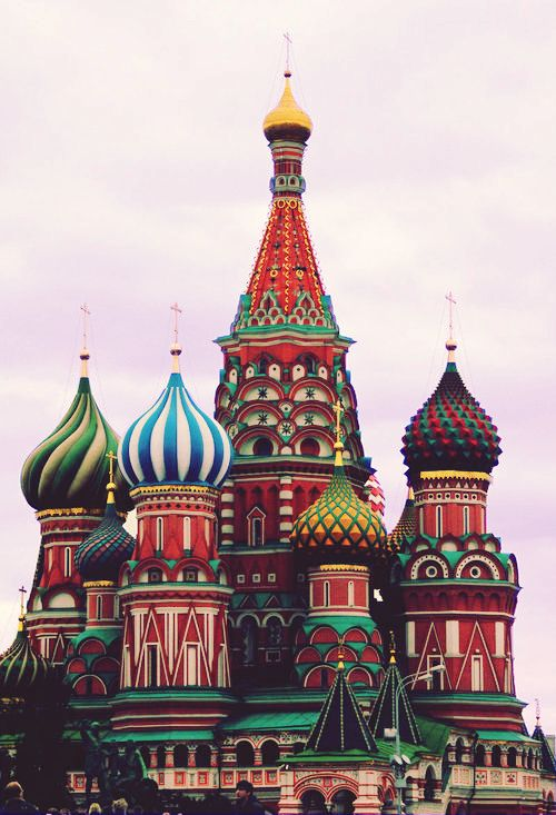 18 best images about most famous landmarks around the for Famous landmarks in russia