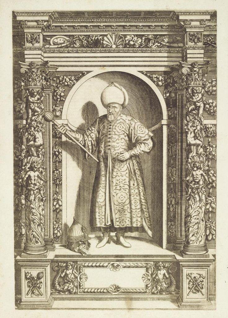 Sokollu Mehmed Pasha, Grand Vizier of Ottoman Empire Between 1565-1579 (Sadrazam Sokollu Mehmed Paşa) #OttomanEmpire