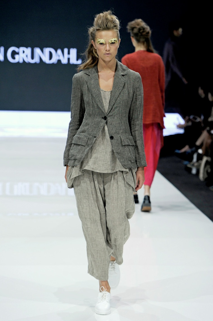 Ivan Grundahl : Copenhagen Fashion Week Spring Summer 2013. My summer jacket.