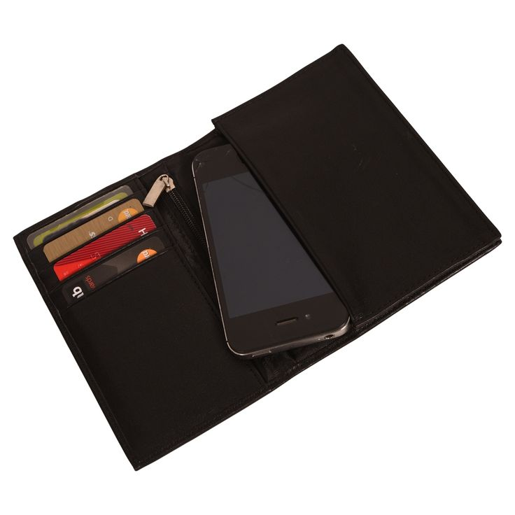 Easy rider phone & passport wallet&#8232