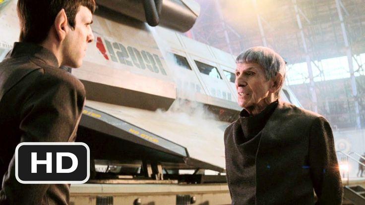 Spock Meets Spock - Star Trek (8/9) scene in HD