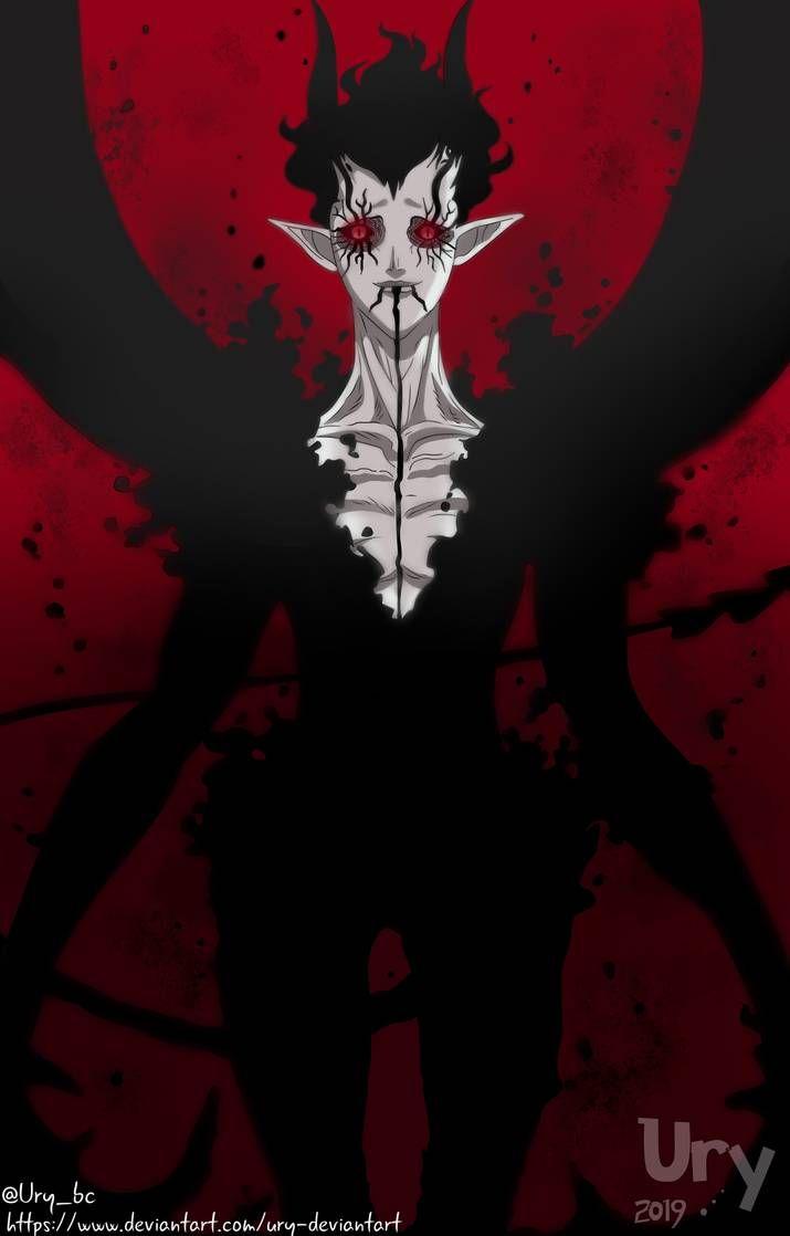 Julius Novachrono Deviantart : Black clover] creador de vídeo de anime] comparte noticia.