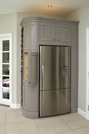 american fridge freezer built in cupboards - Google Search