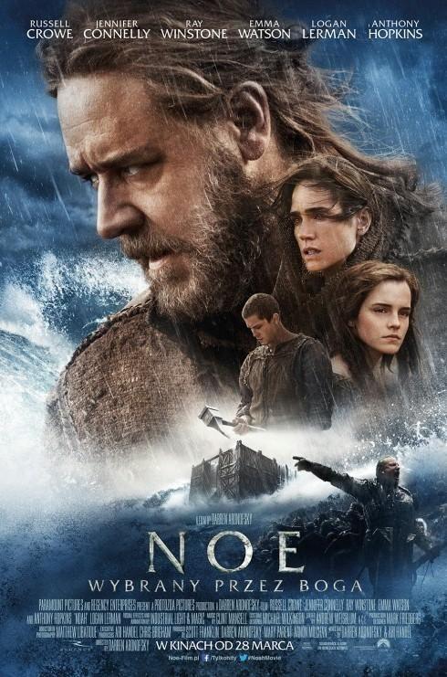 """""""Noe: wybrany przez Boga"""" - 6 kwietnia 2014, godz. 18:00, Kino Bajka Lublin"""