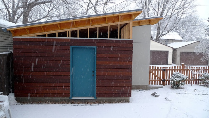 17 best images about sheds small outbuildings on pinterest for Clerestory shed plans