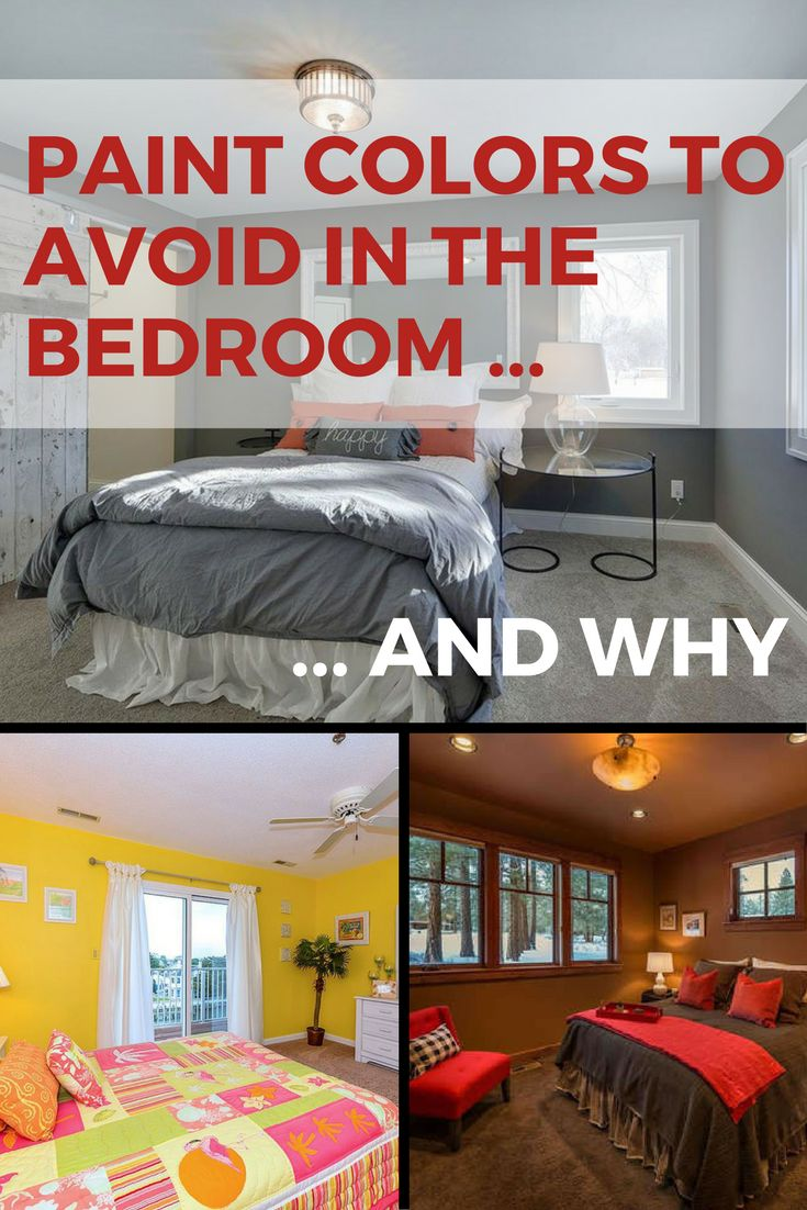 7 paint colors to avoid in the bedroom and why bedrooms paint shades and paint walls - Bed room color for girls ...