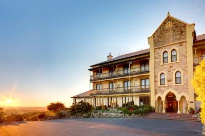Grand Mecure Mt Lofty House. Glorious views, majestic setting, perfect getaway