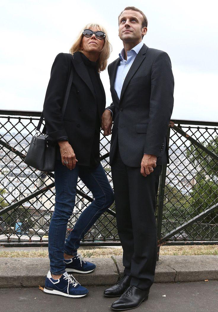 #BrigitteMacron et #EmmanuelMacron