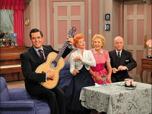 I Love Lucy Picture In Color I Lucy Pinterest