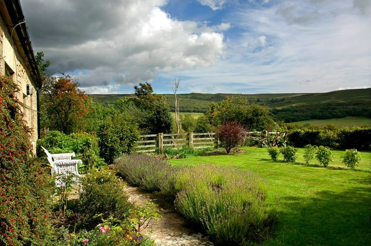 Lumbylaw Cottages, Northumberland. Surround yourself with the beautiful peaceful countryside of our working organic farm http://www.organicholidays.co.uk/at/1736.htm