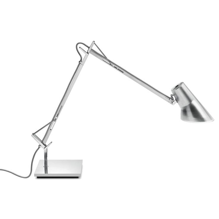 Flos antonio citterio kelvin t table desk lamp double arm replica