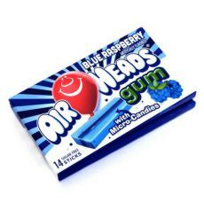 Achat de Chewing gums Américains pas cher : Bubble Gum, Big Red, parfum barbe à papa ou cannelle
