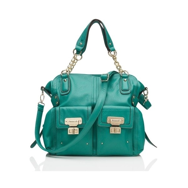 Sally Shoulder Bag - Forever New found on PolyvoreHot Handbags, Shoulder Bags, Forever New, Green Handbags, Jade Green, Handbags Heavens, Effortless Chic, Arm Candies, Dreams Closets