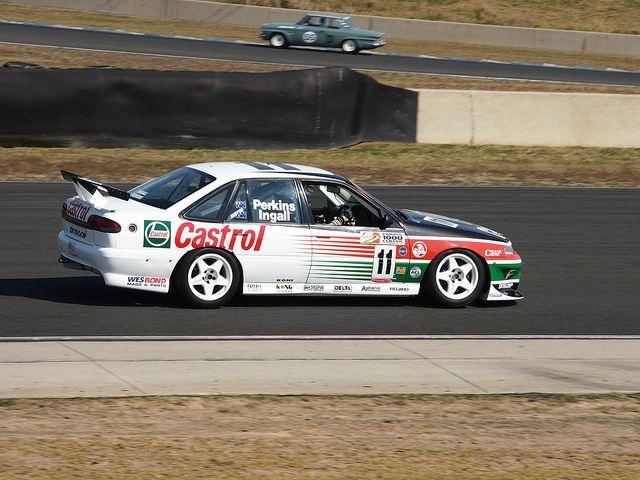 1997 Bathurst 1000 Winner - Ex-Larry Perkins - Muscle Car Masters - 2013
