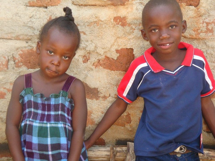 Children in Kenya, supported by SEEDS and our partners