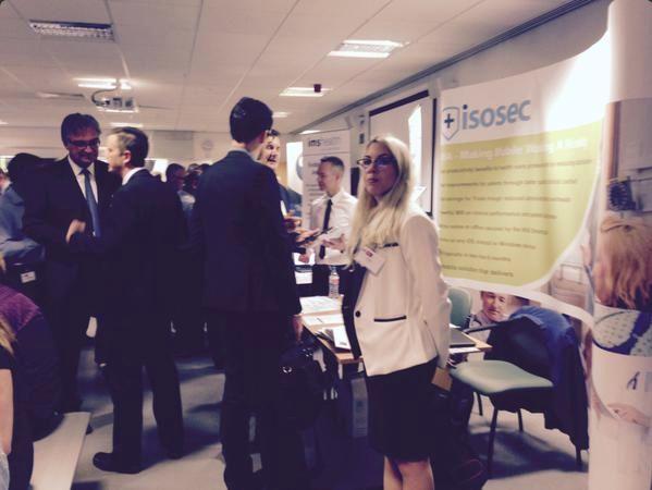 Isosec at the Digital Health Summit 2015
