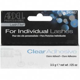 679acfc953a Ardell Lashtite Clear Adhesive for Individual Lashes 240467 (.125oz) #65058  #Lashes