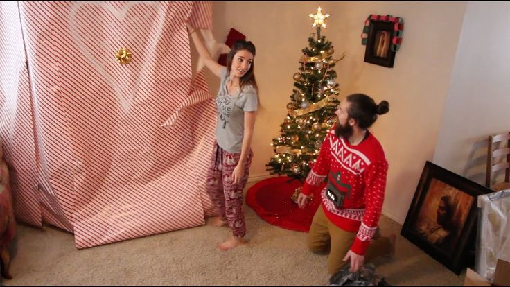 Husband surprises wife with HUGE gift for Christmas