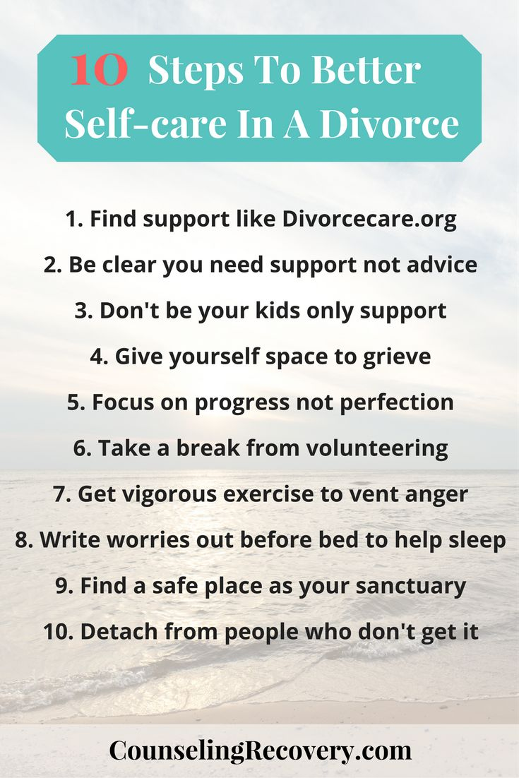 When going through a divorce give yourself time to go through all the emotions and get the right support. Click the image for tips on handling difficult conversations that can happen in any relationship.