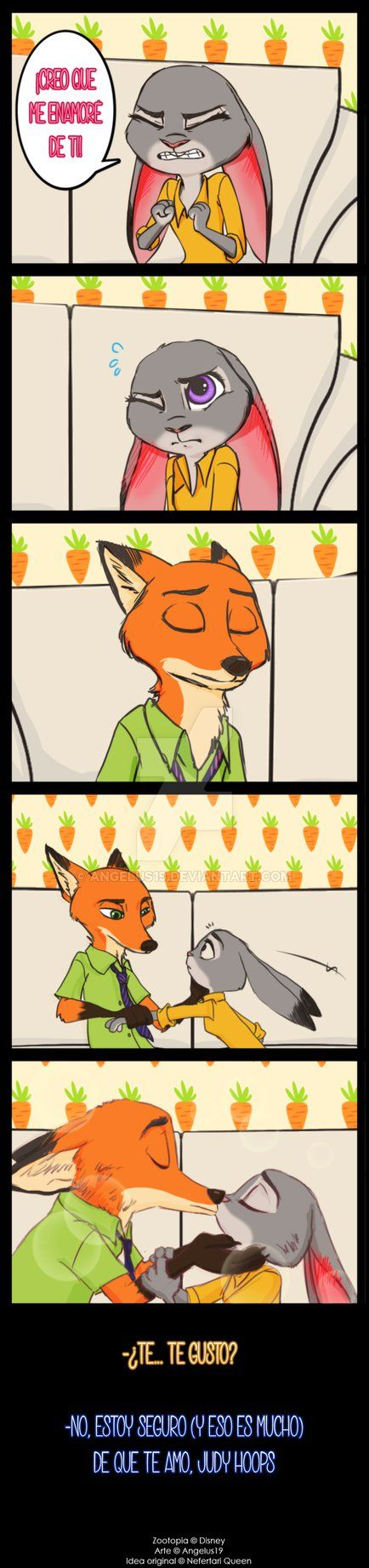 Zootopia - Creo que... by Angelus19 on DeviantArt
