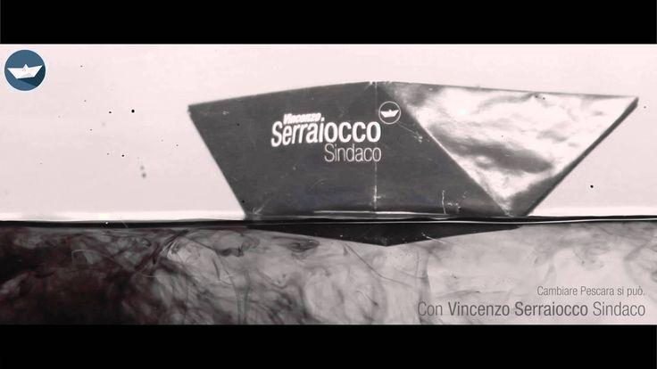 """""""Torniamo a navigare"""" spot campagna amministrativa Pescara 2014"""