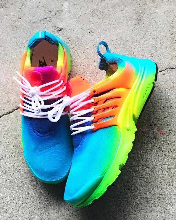 95154e990ab6b Splash of fun Nike Presto Custom ( PLEASE READ) description | nike ...