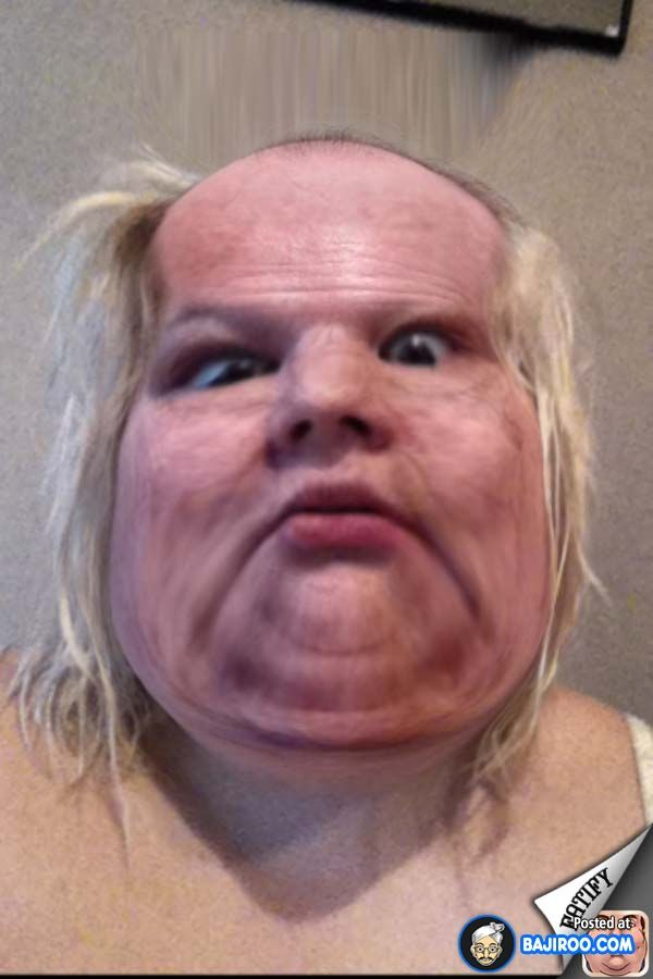 Ugly Fat Old Woman 92