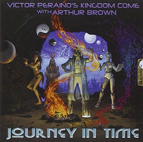 Peraino's victor kingdom with arthur brown - journey in time