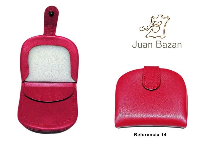 Monederos Clásicos | Juan Bazan Articulos de Piel #Cadiz #Ubrique #marroquineria