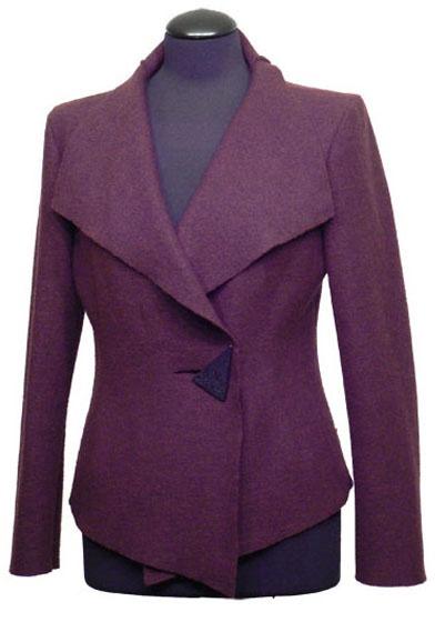 Patterns: Jacket Leeds make it longer