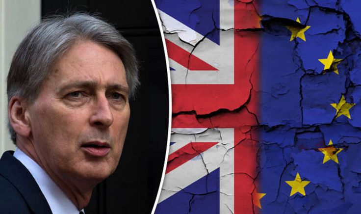 'Brexit SABOTAGE' fears as Hammond says Britain could keep ties with EU for FOUR YEARS http://www.express.co.uk/news/politics/820241/brexit-philip-hammond-uk-keep-ties-eu-four-years?utm_campaign=crowdfire&utm_content=crowdfire&utm_medium=social&utm_source=pinterest