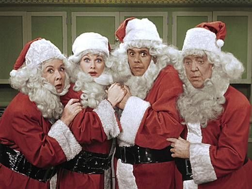 'I Love Lucy' in color: CBS releases first look clip, pic from redone 'Christmas Episode'