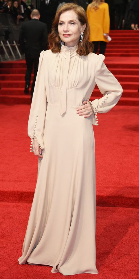 The stars are out on the BAFTAS red carpet. See all the looks.
