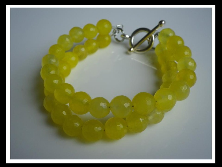 Yellow Jade  http://www.facebook.com/ZadiaDesigns