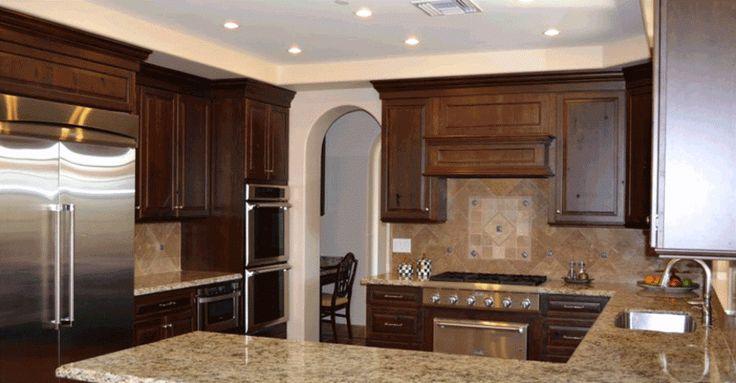 39 best professional kitchen design images on pinterest - Professional home kitchen design ...