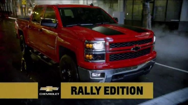 Chevy Memorial Day Sale TV Commercial, 'Four New Silverado Special ...