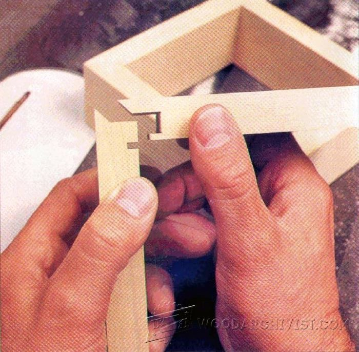343 Best Wood Joints Images On Pinterest Carpentry