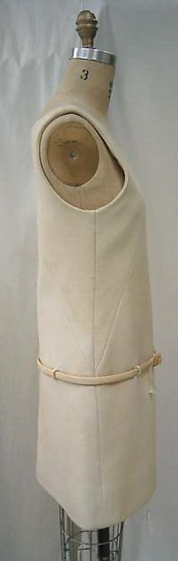 André Courrèges | Dress | French | The Met